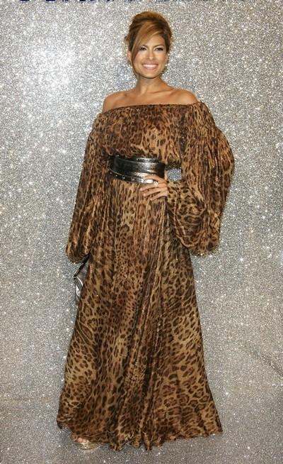 Леопардовые платья (фото моделей 2014)! Короткие, длинные в пол