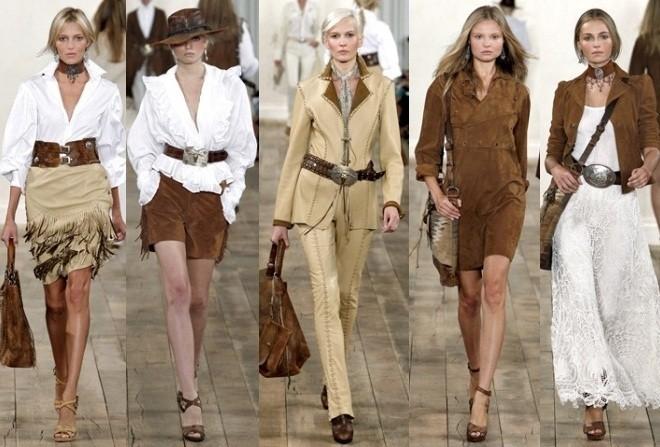 Женская Одежда В Стиле Вестерн