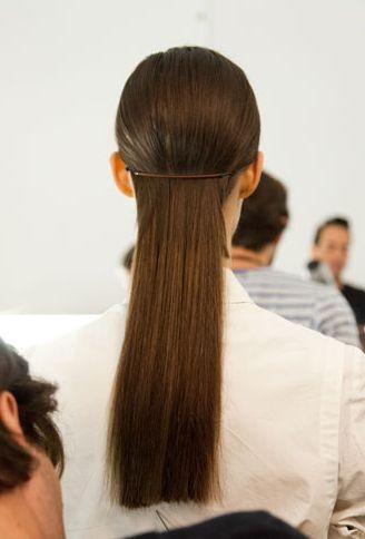 Причёски для тонкой повязки