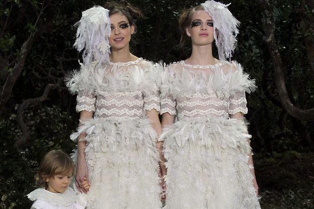 фасоны свадебных платьев фото