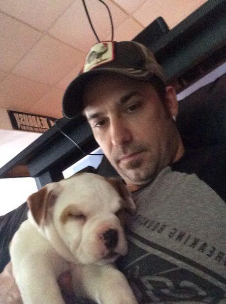 Джастин Бибер купил себе щенка