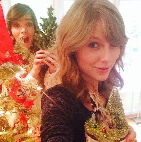 Звезды готовятся к Рождеству: неделя в Instagram
