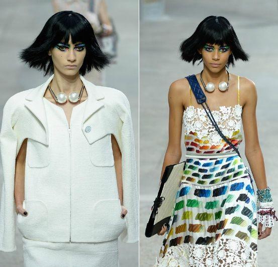 Модный тренд: аксессуары с огромными жемчужинами