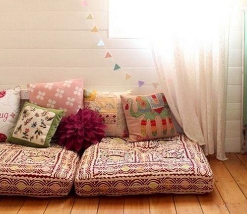 Как расширить маленькую комнату