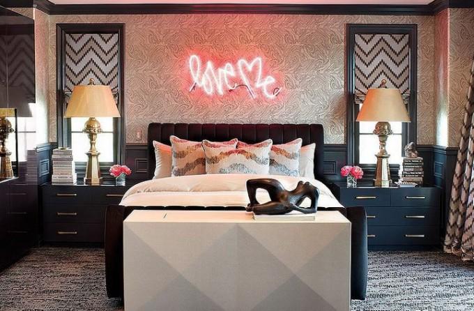 Спальня как у знаменитостей