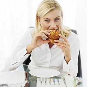Как сохранить вес в рабочее время