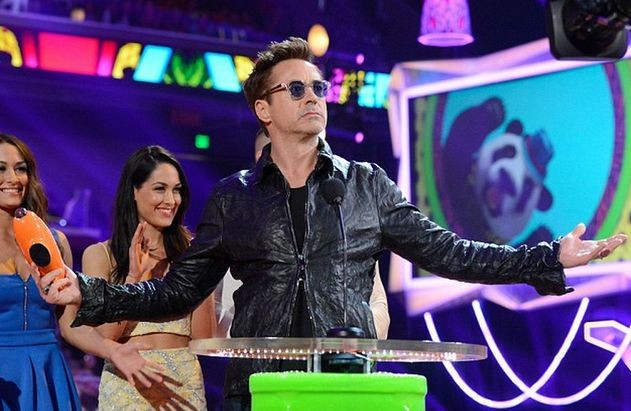 Победители Kids' Choice Awards 2014