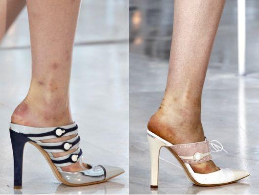 Удобная и изысканная летняя обувь на танкетке заменит высокий каблук