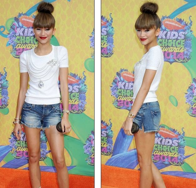 Худшие наряды Kids' Choice Awards 2014