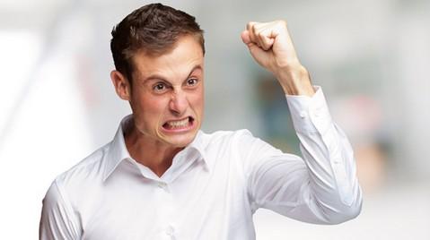Злость и ярость как признаки заболеваний