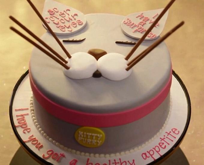 Такие торты смотрятся очень эффектно
