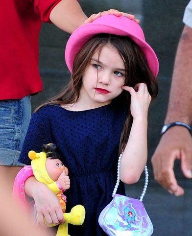 Харпер Бекхэм названа самым стильным ребёнком