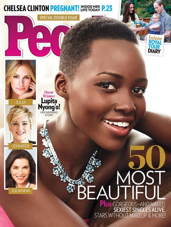 Самые красивые женщины 2014 по версии журнала People