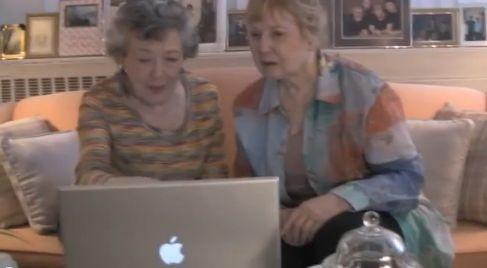 Пожилые люди и компьютер? Почему бы и нет!