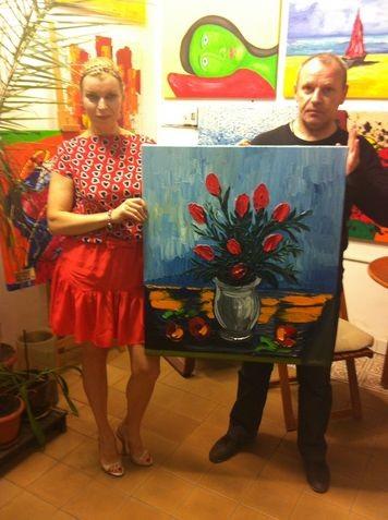 Алексей Клоков: для живописи все самое лучшее