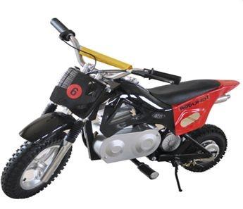 Электромотоцикл - легкая и удобная суперигрушка для ребенка!