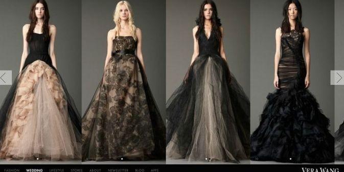 А невеста была в чёрном...
