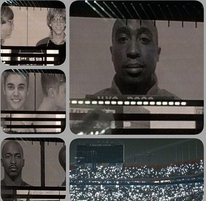 Бейонсе и Jay Z показали фото арестованного Джастина Бибера