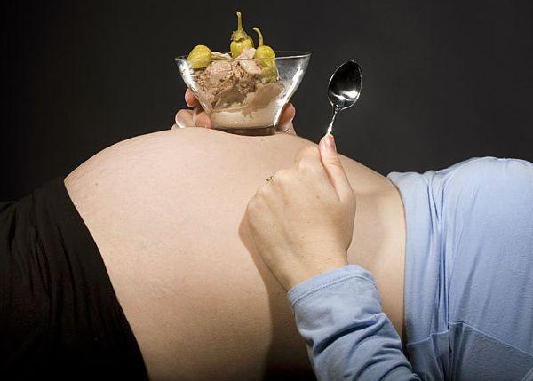 Как питаться будущей маме