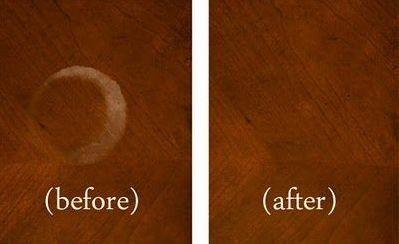 Как убрать пятна с помощью Pinterest