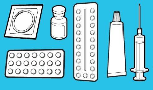 Контрацептивы и лубриканты мешают забеременеть