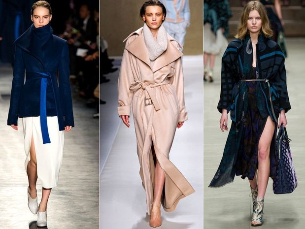 Модные тренды осени 2014, которые стоит попробовать