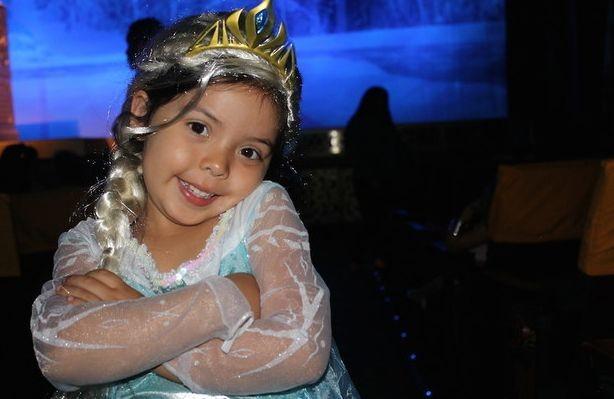 Как воспитать в девочке принцессу?