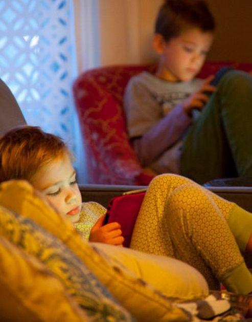 Чем опасны планшеты и смартфоны