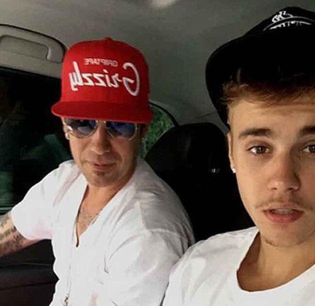 Джастин Бибер отправился в путешествие с отцом