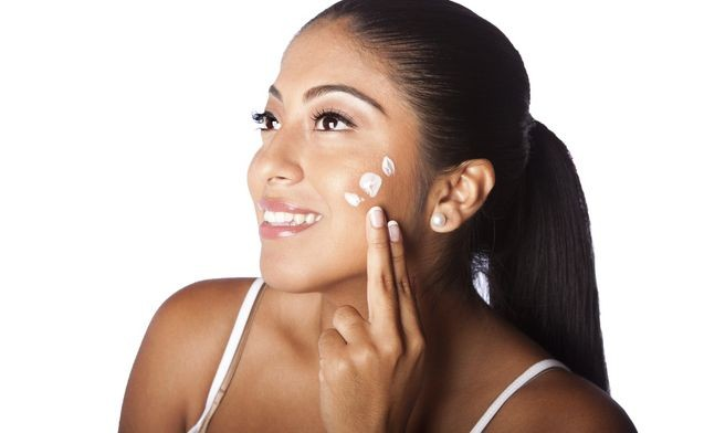 Воспаления кожи лица в зимнее время