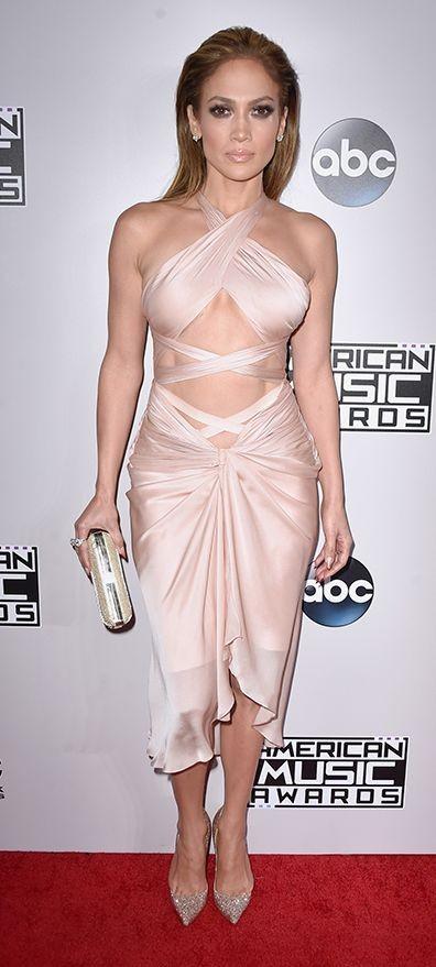 Худшие наряды American Music Awards 2014