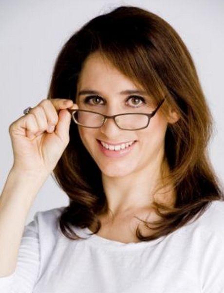Как хорошо выглядеть в очках