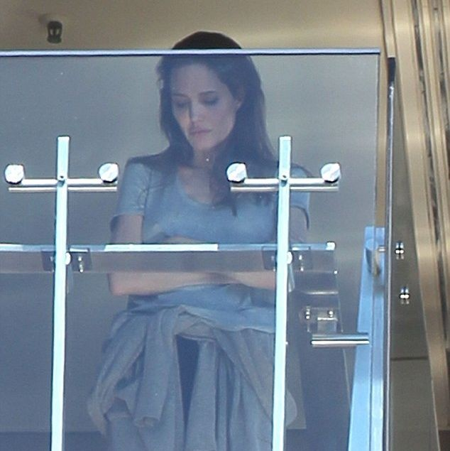 Анджелина Джоли и Брэд Питт поссорились