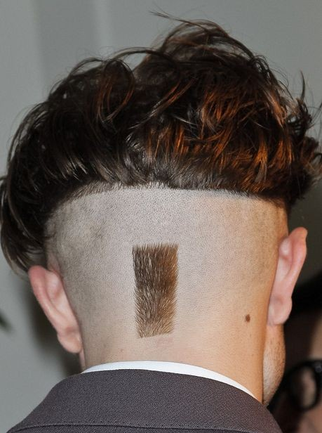 Новая причёска Роберта Паттинсона