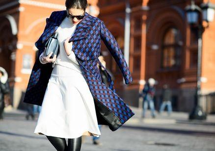 Модные пальто и куртки весна-2015