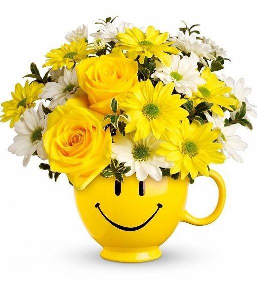 Как выбрать букет цветов в подарок?