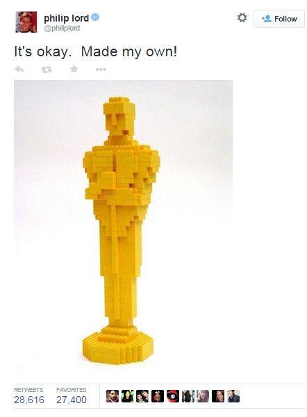 Объявлены номинанты на Оскар 2015