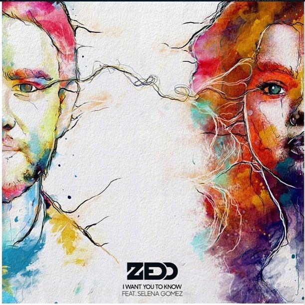 Селена Гомес показала обложку совместного сингла с Zedd