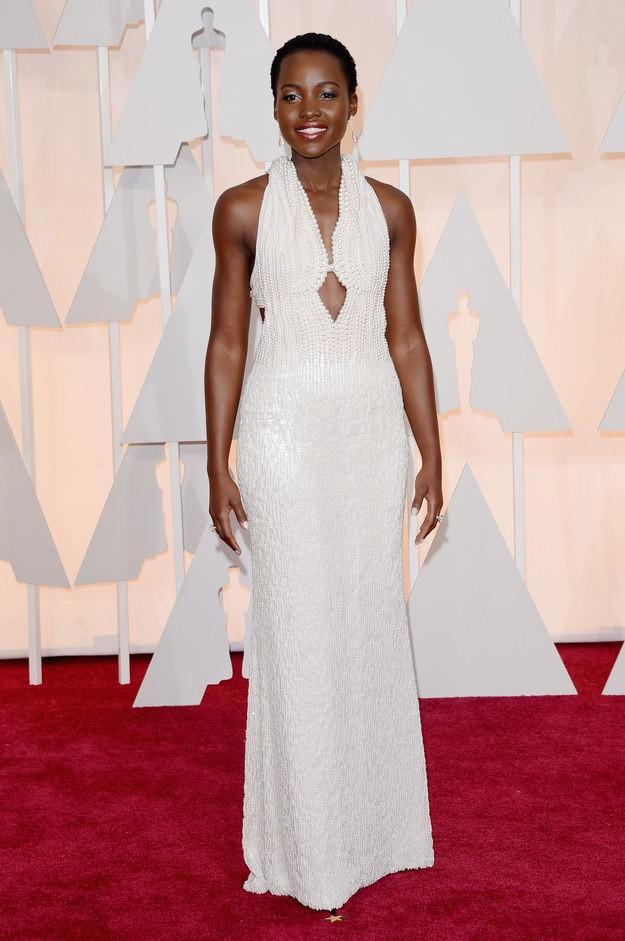 Лучшие наряд Оскара 2015