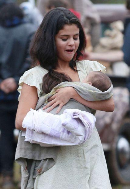 Селена Гомес стала мамой