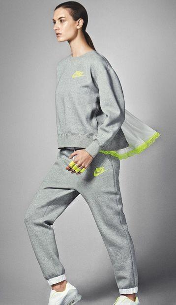Капсульная коллекция Nike не понравилась спортсменкам
