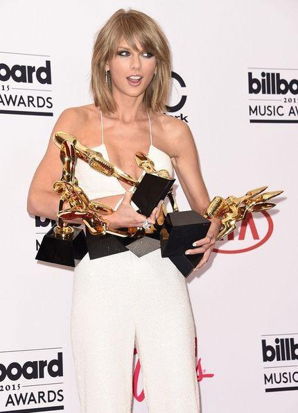 Победители Billboard Music Awards 2015