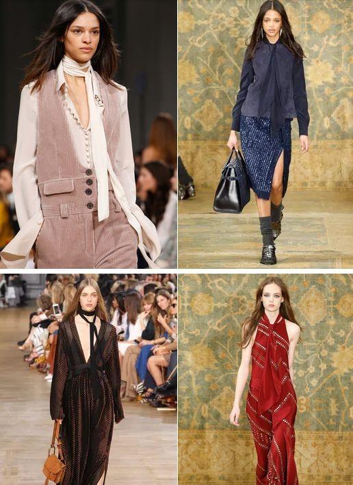 Модные аксессуары осени 2015