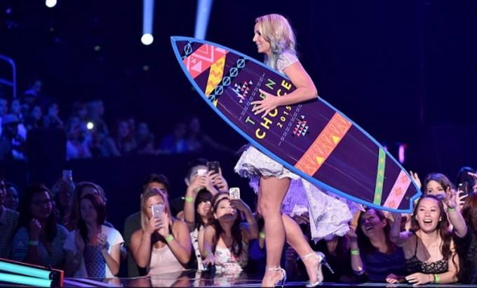 Победители Teen Choice Awards 2015