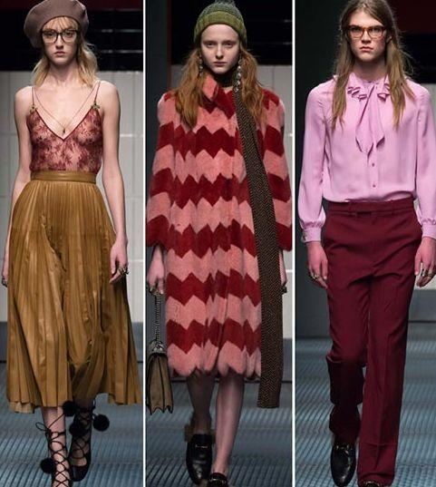 Самое модное осенью и зимой 2015-2016