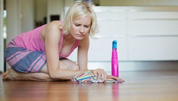 Снижение домашних нагрузок наносит удар по талии домохозяек