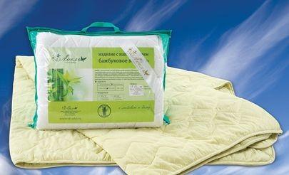 В чем состоят преимущества бамбуковых одеял?