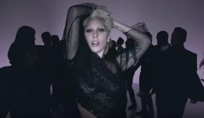 Леди Гага в новом рекламном ролике Tom Ford