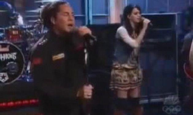 Кэти Перри пела в христианской рок-группе