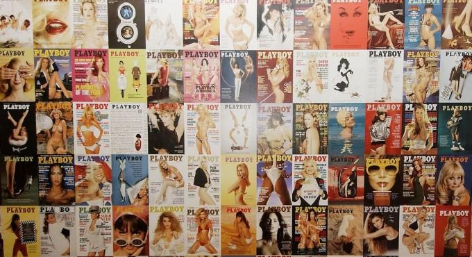 Playboy не будет публиковать полностью обнажённых женщин